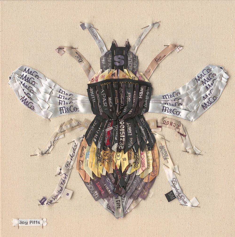 Joy Pitts Yellow Bee with 104 garments