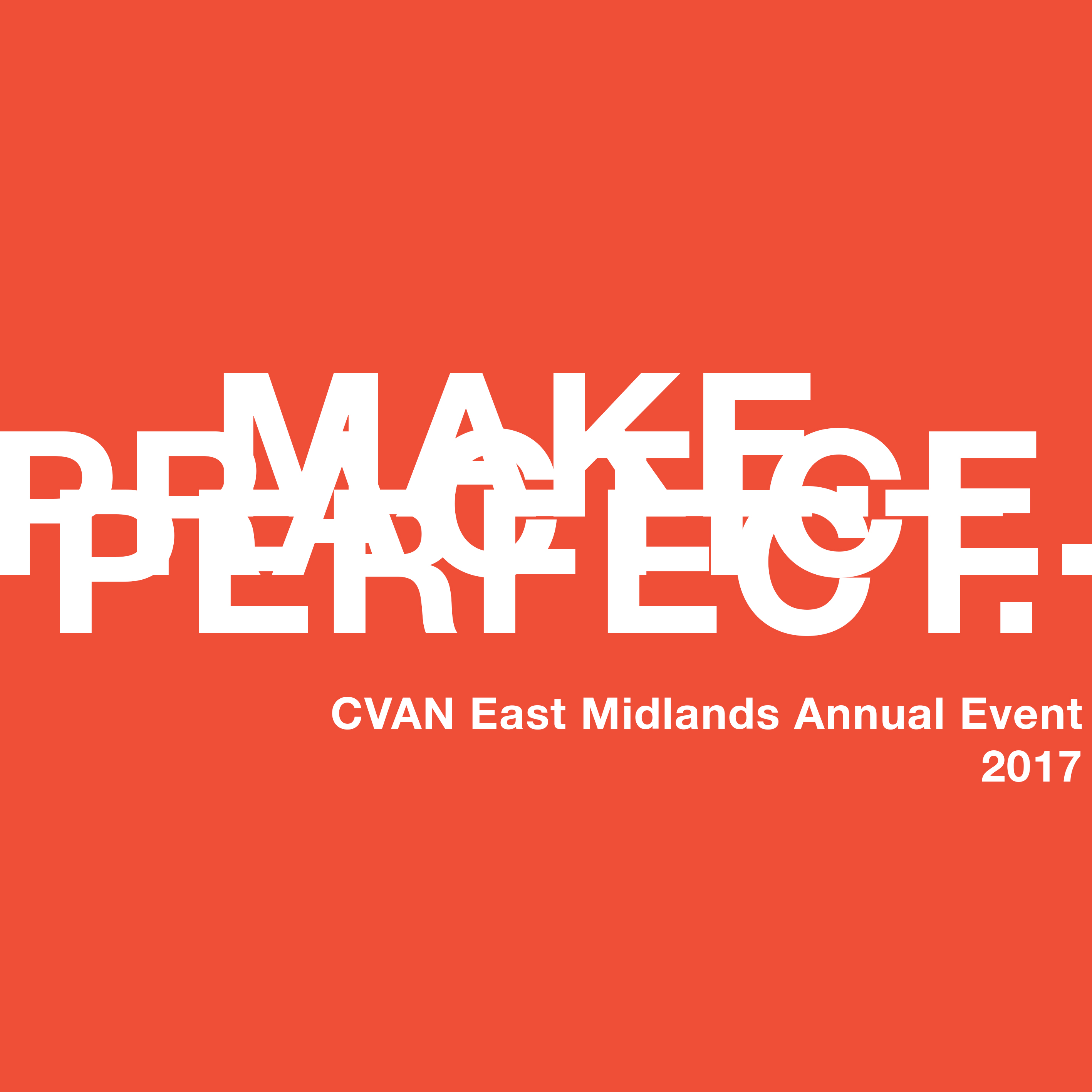 Make.Practice.Perfect. – annual event 2017