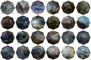 Geoff Diego Litherland, Every Octagonal painting