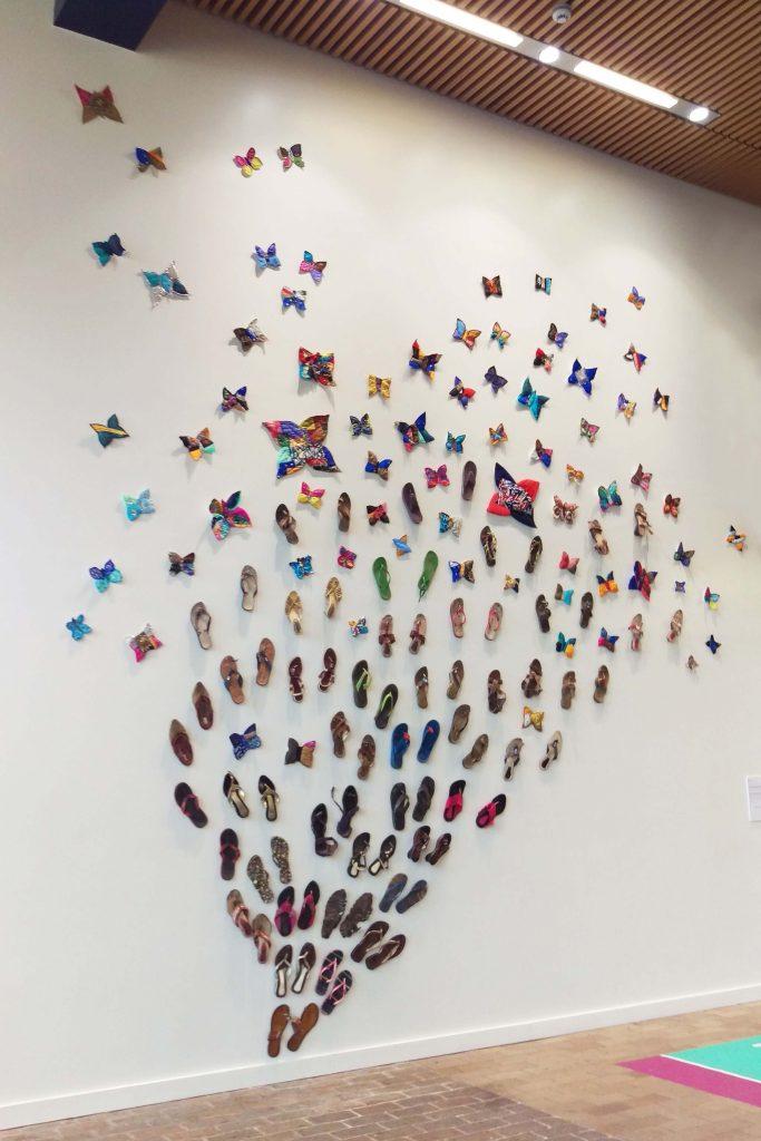 Kajal Nisha Patel, Liberation installation