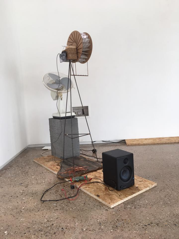 Ross Oliver, Tape Turbine