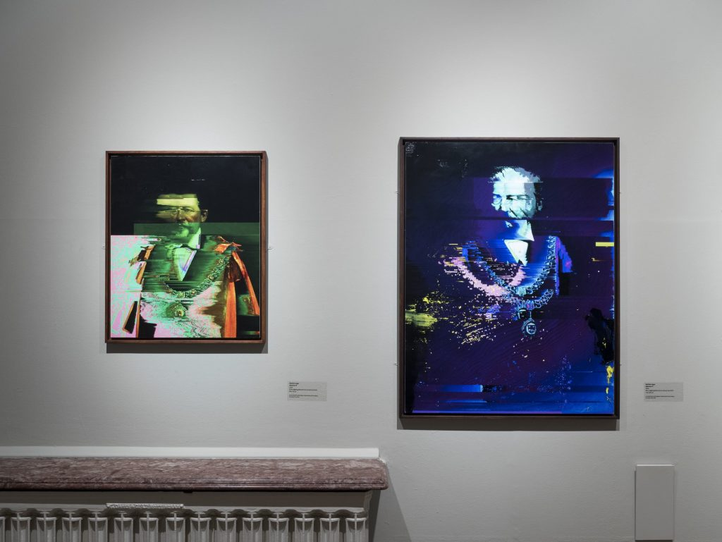 Matthieu Leger, Alderman Series I,II,III,IV. Photographed by John Hartley | Nottingham Castle Museum & Art Gallery