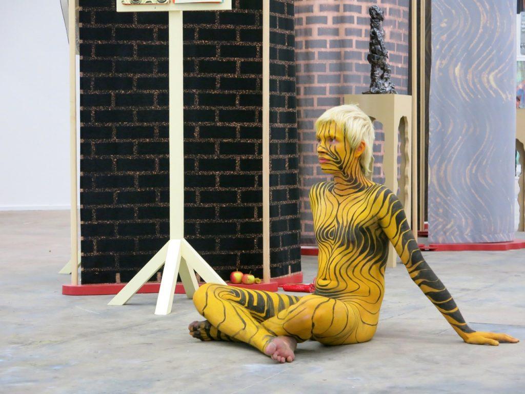 Primary, Guillaume Pilet, 'La Mesure Harmonique' (2015)