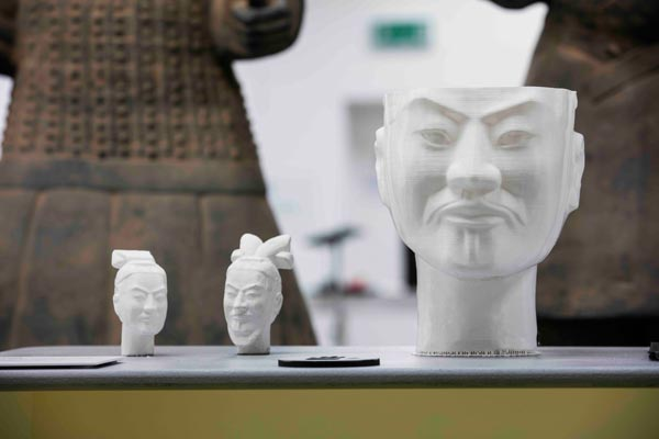 3D Printing: The Good, The Bad and The Beautiful, NCCD, April 17, photo: Electric Egg
