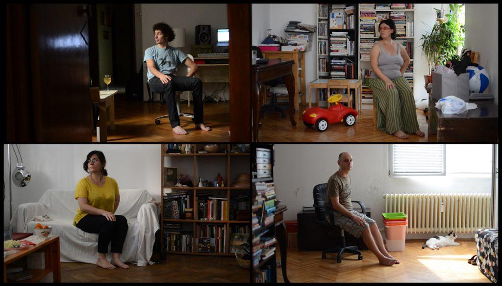 NN Contemporary Art, YOU MOVE ME by Gemma Riggs, Laura Murphy & Melanie Wilson