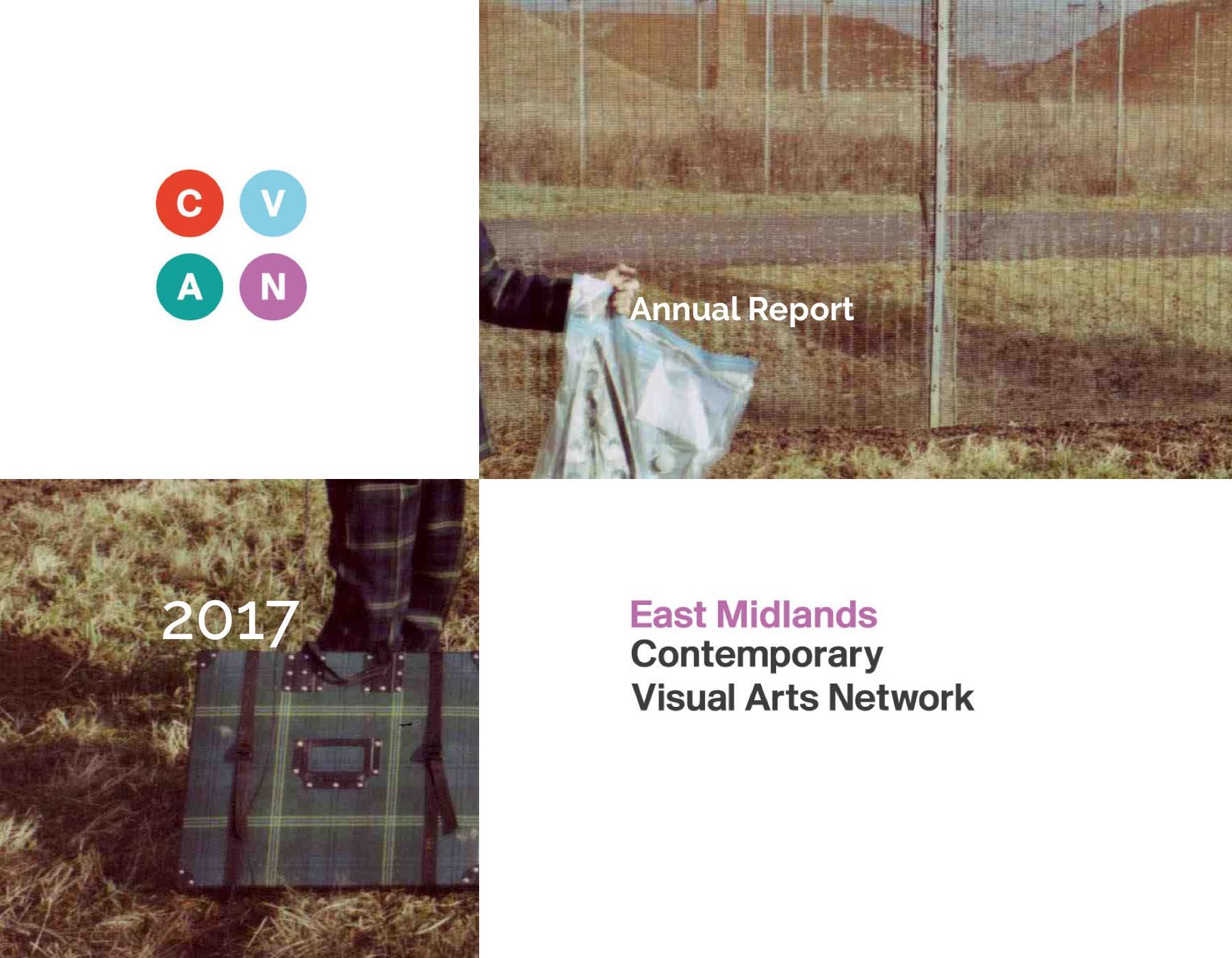 CVAN EM Annual Report & Network Survey 2017