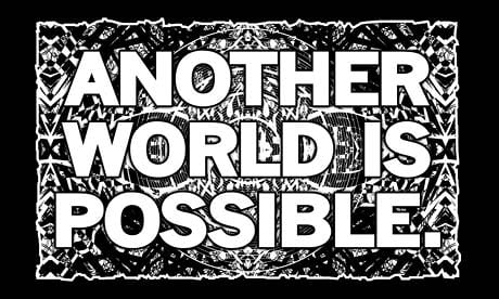 Mark Titchner, Another World Is Possible