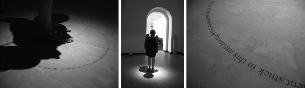 Anna Mawby, Stuck in photos
