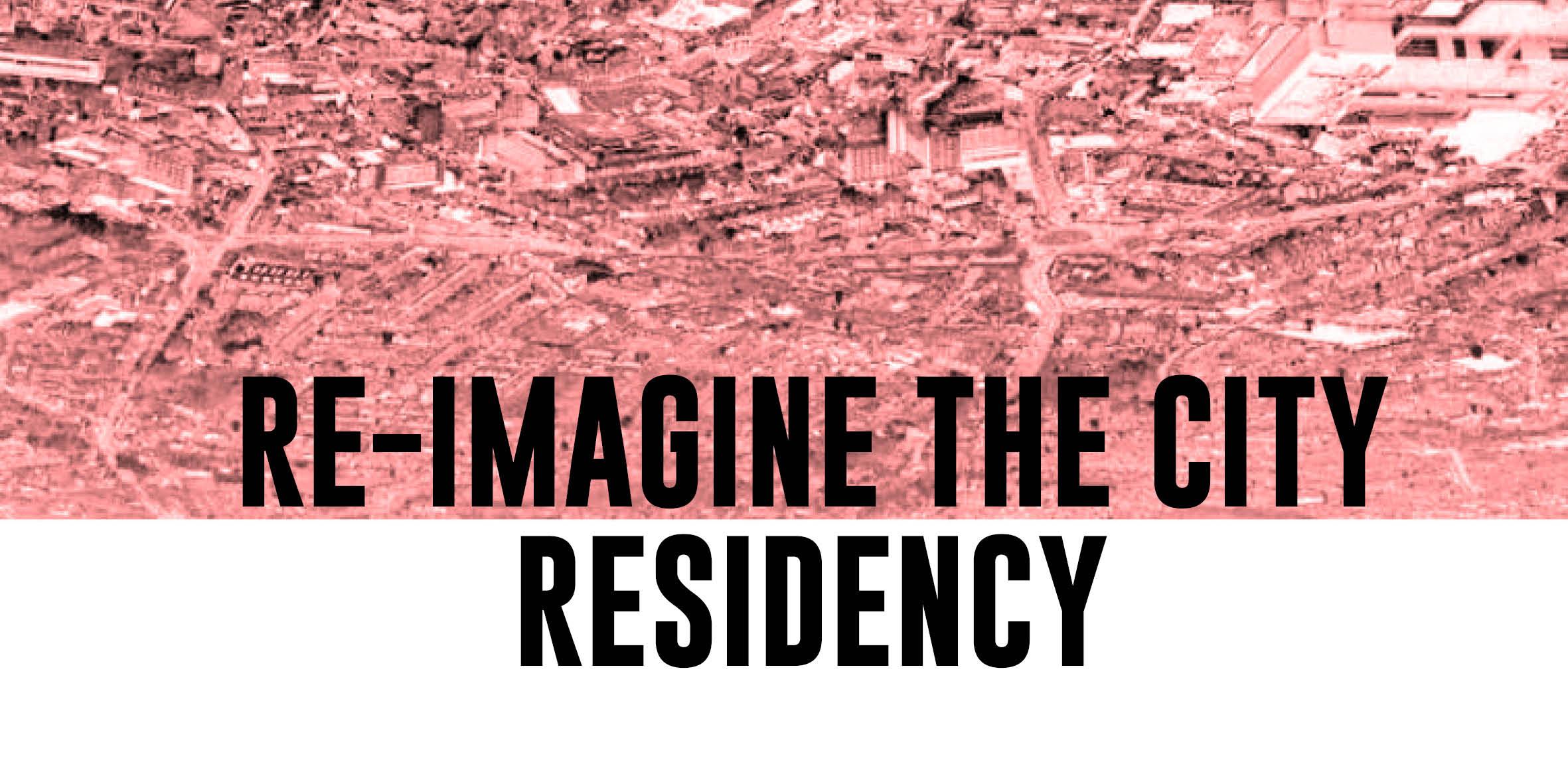 Re-Imagine the City | Artcore, Derby