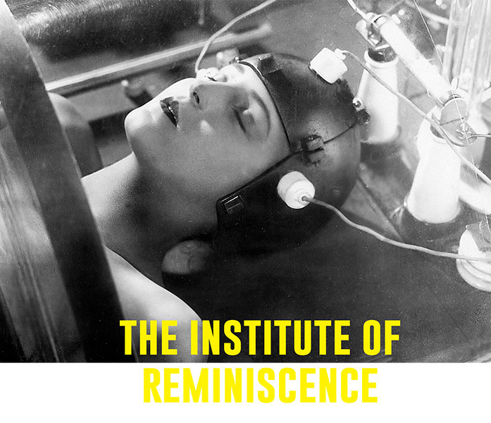The Institute of Reminiscence | Artcore, Derby