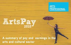 ArtsPay 2018 survey published