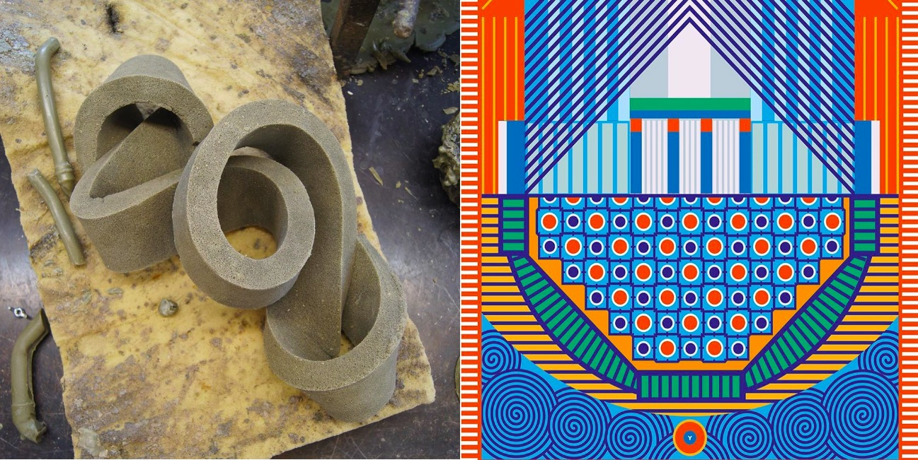 Sculpture Production Award inaugural exhibitions