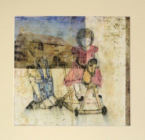 Meet the Artist: Jenny Seals
