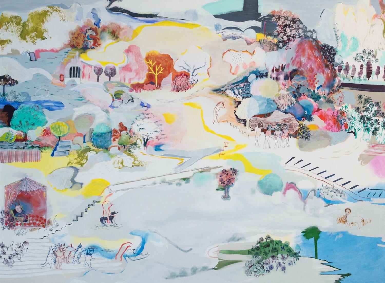 Meet the Artist: Jackie Berridge