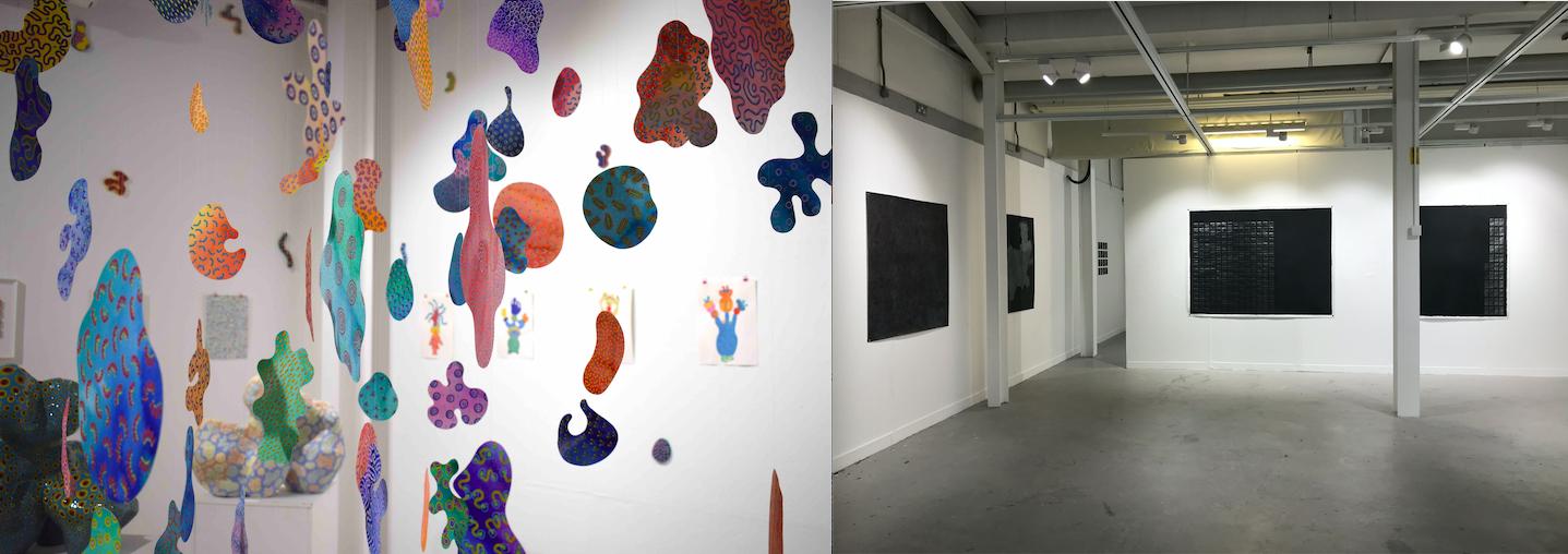 Meet the Artist: Emily Hett and Grace Stones