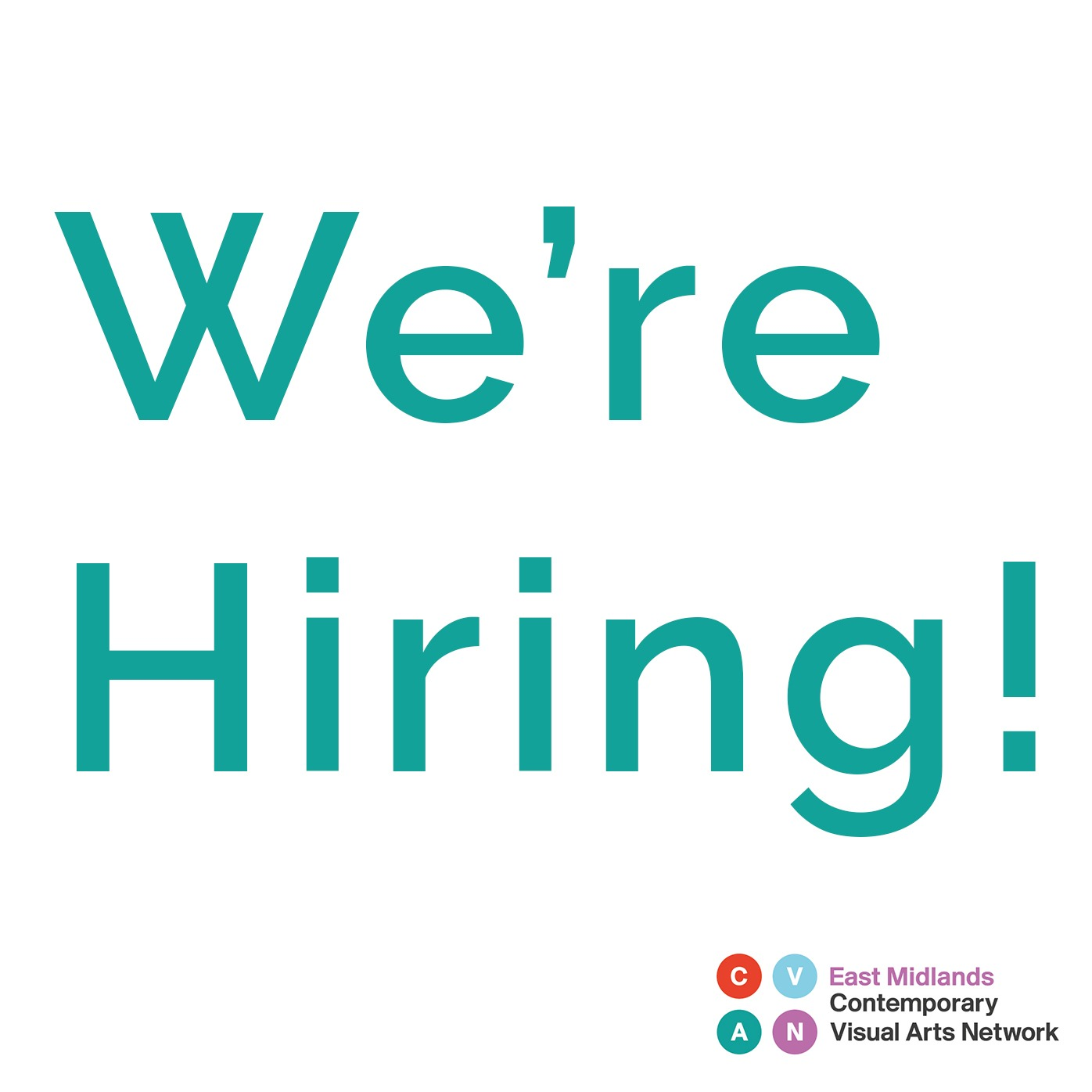 We're Hiring – Callout for Regional Director